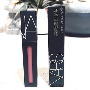 🚨4/$50 CLEARANCE NARS Powermatte Pigment lipstick